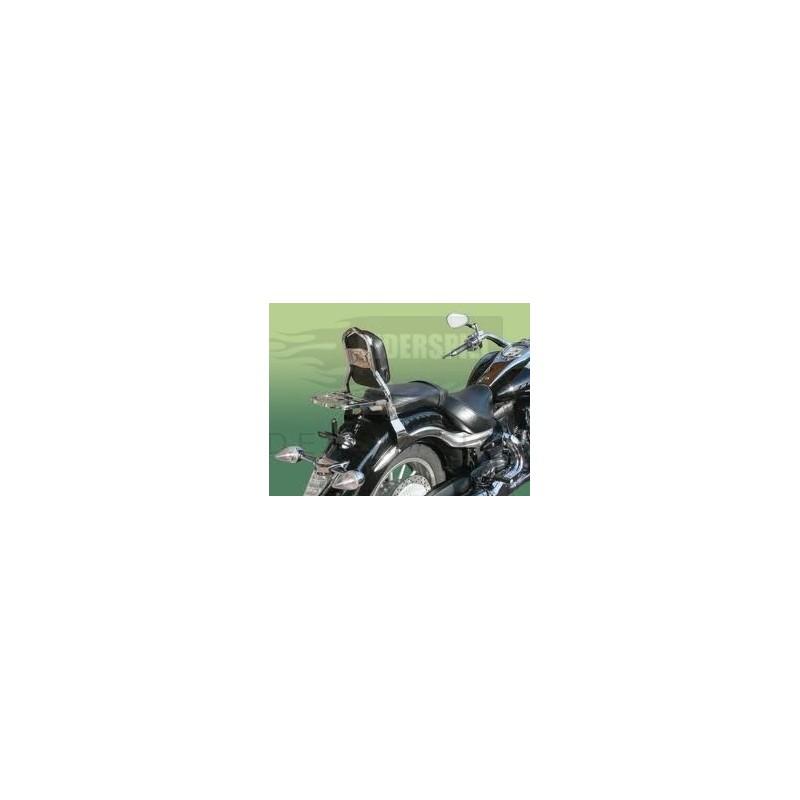 Respaldo cromado Spaan Yamaha