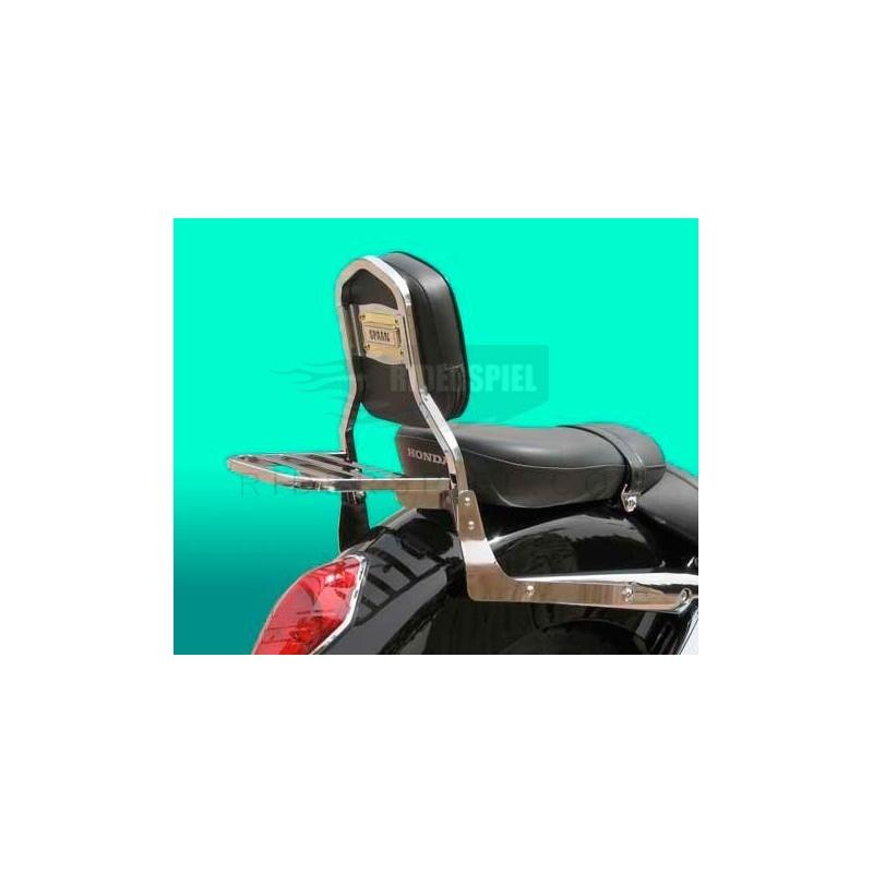 Respaldo con parrilla Spaan Honda