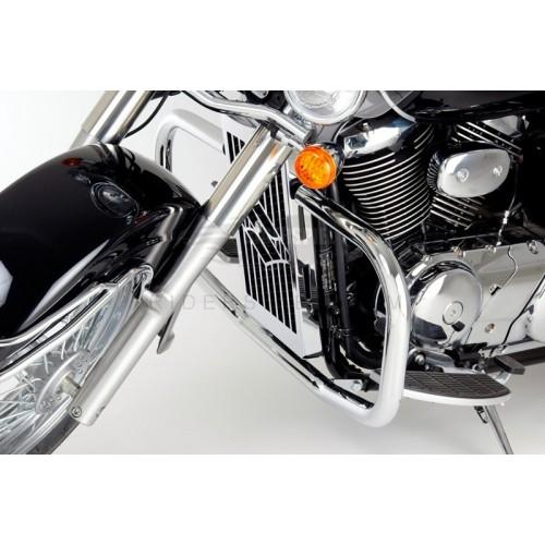 Defensas cromadas Custom Acces Suzuki