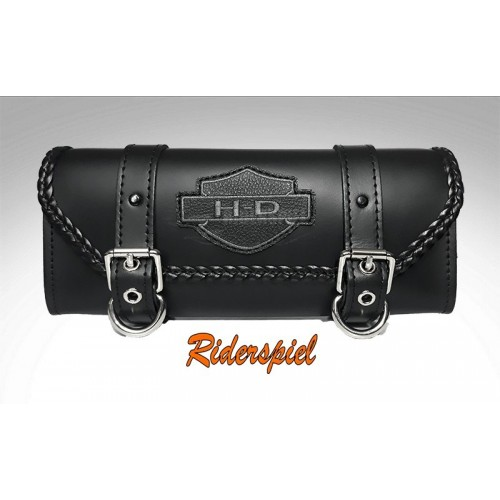 RULITO BORDADO H-D GREY
