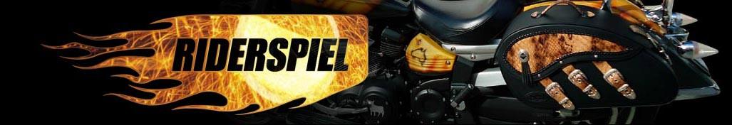 RidersPiel - Alforjas de Piel